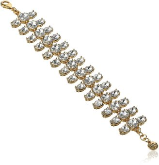 "Juicy Couture Gemstone Bracelet 7.56"""