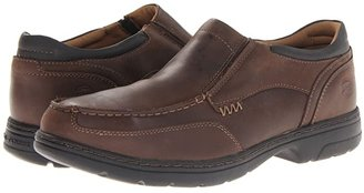 Timberland Branston ESD Safety Toe Slip On (Brown) Men's Shoes