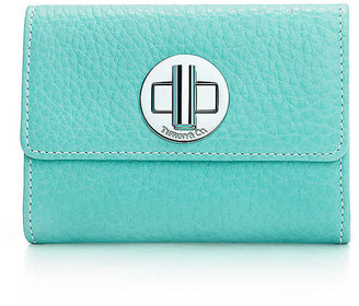 Tiffany & Co. Compact Wallet