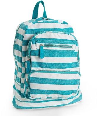 Aeropostale Striped Backpack