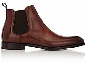 Barneys New York Men's Chelsea Boots - Beige, Tan
