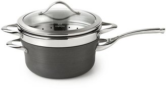Calphalon 4.5-qt. Contemporary Nonstick Sauce Pan with Steamer Insert
