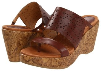 Klogs USA Sundance (Black Burnished Calf Leather) - Footwear