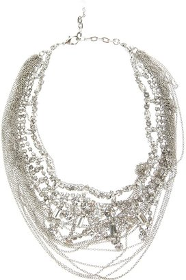 Tom Binns layered necklace