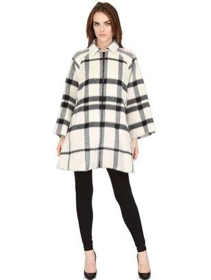 Gianluca Capannolo Alpaca Cloth Coat