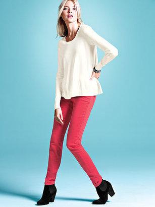 Victoria's Secret Siren Mid-rise Skinny Jean
