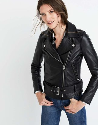 Ultimate Leather Motorcycle Jacket $498 thestylecure.com
