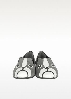 Marc by Marc Jacobs Suede Shorty Loafer