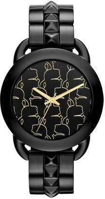 Karl Lagerfeld 'Pop' Bracelet Watch, 40mm