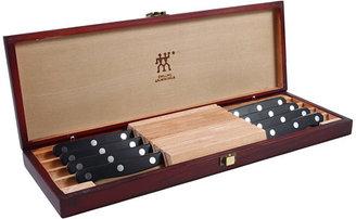 Zwilling J.A. Henckels TWIN® Gourmet Eight Piece Boxed Steak Knife Set