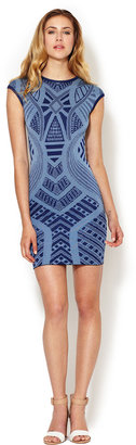 Torn By Ronny Kobo Victoria Mosaic Sheath
