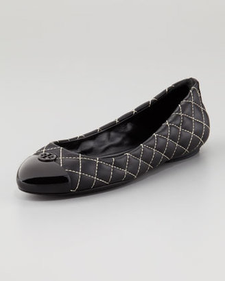 Tory Burch Kaitlin Quilted Ballet Flat