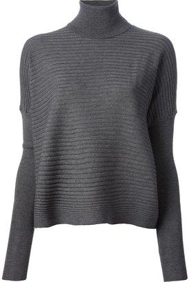 Jean Paul Gaultier roll neck sweater
