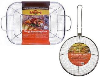 Mr. Bar-B-Q mesh saute & roasting set
