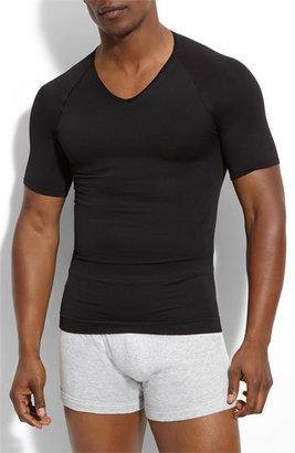 Men's Spanx 'Zoned Performance' V-Neck T-Shirt $78 thestylecure.com