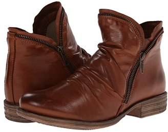 Miz Mooz Luna (Brandy) Women's Dress Boots