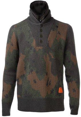 G Star 'Strike' sweater