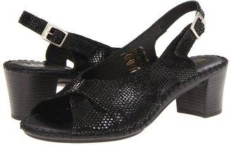 La Plume Candace (Black) - Footwear