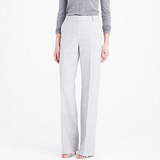 J.Crew Hutton trouser in Super 120s wool