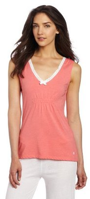 Tommy Hilfiger Women's Ruched Sleeveless