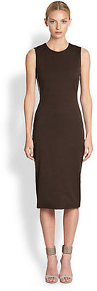 Reed Krakoff Compact Canvas Dress