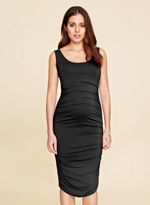 Isabella Oliver Ruched Tank Maternity Dress