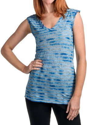 Casual Studio Striped Tank Top (For Women)