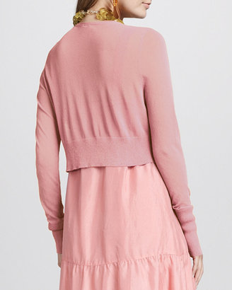 Eileen Fisher Cropped Cardigan