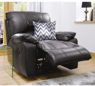 Ritz Leather Recliner Armchair