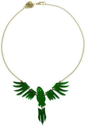 Tatty Devine Little Parrot Necklace