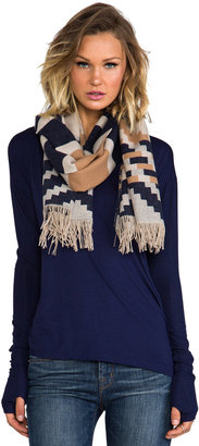 Pendleton The Portland Collection by Fringed Scarf