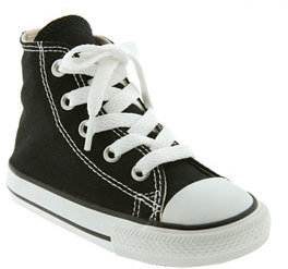 Infant Converse All Star High Top Sneaker $29.95 thestylecure.com