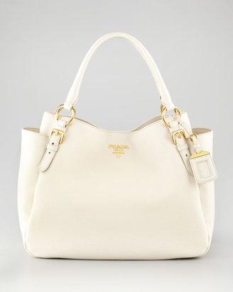 Prada Side Pocket Hobo Bag