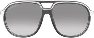 DSQUARED2 Metal Bridge Square Frame Sunglasses