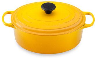 Le Creuset Dijon 6 3/4-Quart Signature Oval French Oven