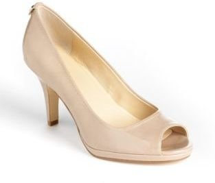 Calvin Klein Kail Patent Leather Pumps