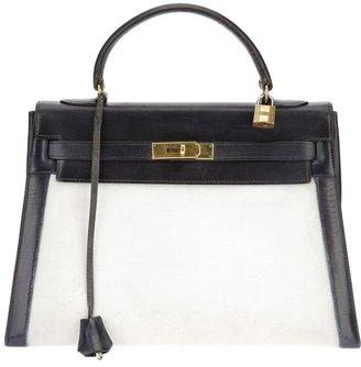 Hermes Vintage 'Kelly' box tote