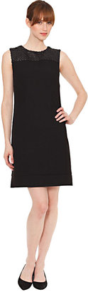 Raoul Valeriya Pocket Dress in Black
