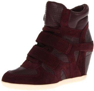 Ash Women's Bea Nappa Wedge Sneaker