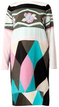 MSGM Harlequin Dress