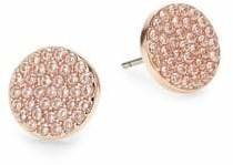 Kate Spade Crystal Pavé Stud Earrings