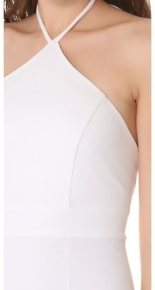 DSquared Dsquared2 Halter Neck Sheath Dress