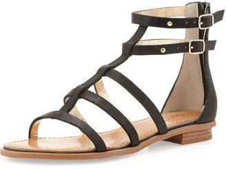 Seychelles Aim High Gladiator Sandal, Black