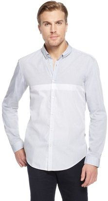 HUGO BOSS 'Peric' | Slim Fit, Cotton Casual Shirt by BOSS