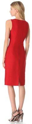 Giambattista Valli Sleeveless Tie Top Dress
