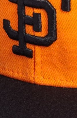 American Needle 'San Francisco Giants - Back 2 Front' Snapback Baseball Cap