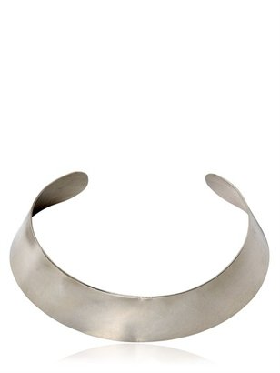 Maison Martin Margiela Brass Collar Necklace