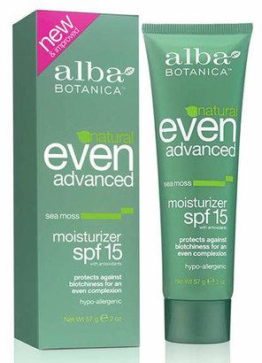 Alba Sea Moss Moisturizer SPF 15 by 2oz Cream)