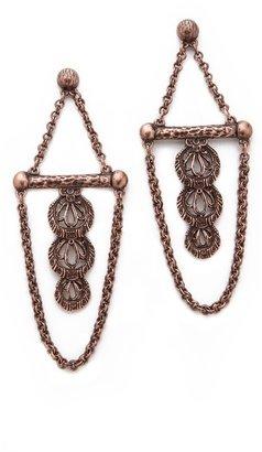 Theodora & Callum Agra Earrings