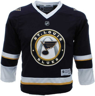 Reebok Boys' St. Louis Blues Replica Jersey